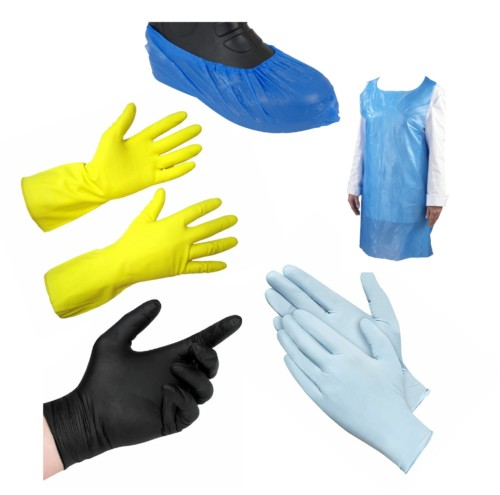 Gloves and Disposables