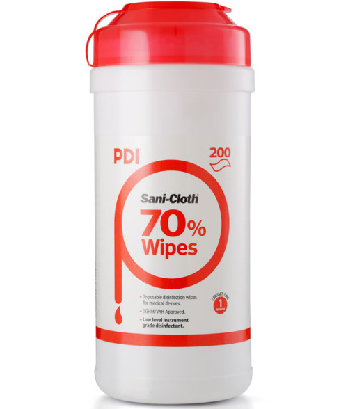 SANI CLOTH 70 WIPES