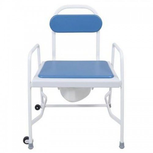 Mobile & Stacking Commode Chairs