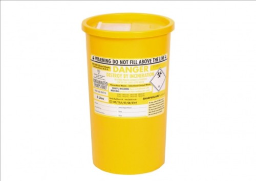 Sharps Bins and Spillage Kits