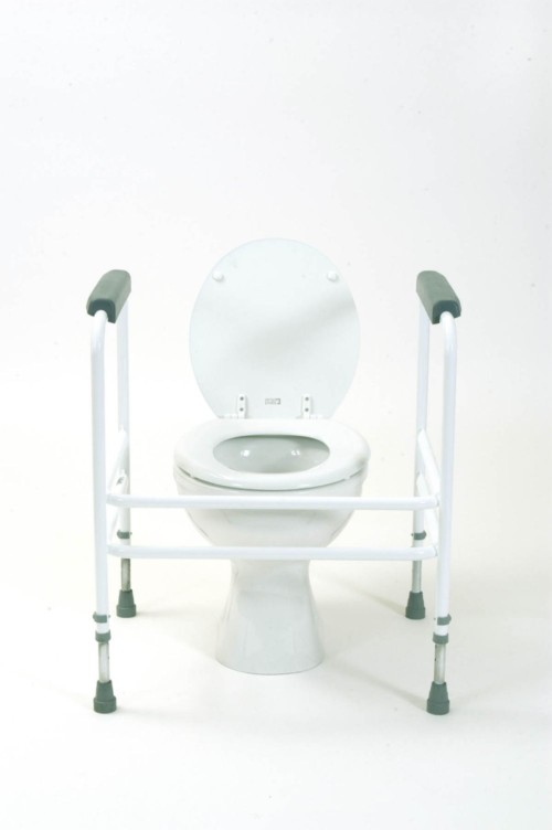 Toilet Surrounds and Toilet Frames